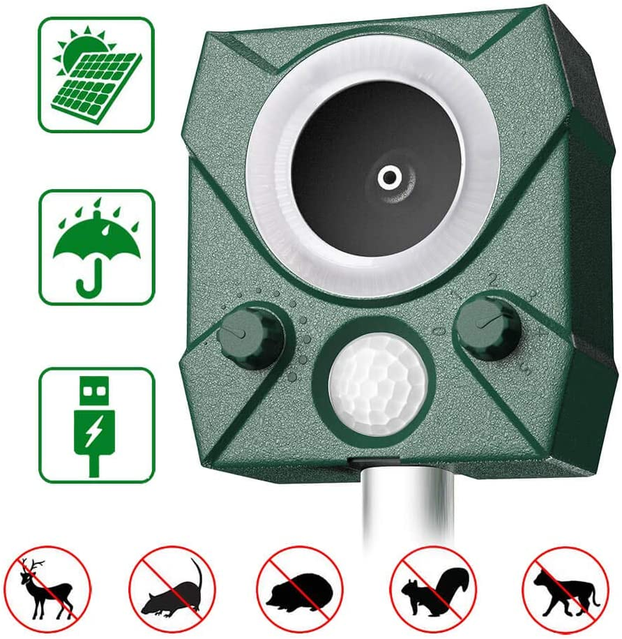 Ultrasonic Cat Repeller