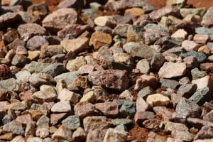 What Size Gravel to Deter Cats